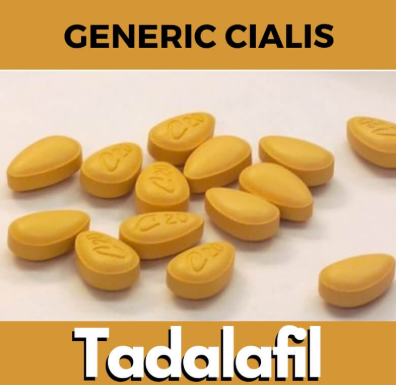 Tadalafil erectile dysfunction pills