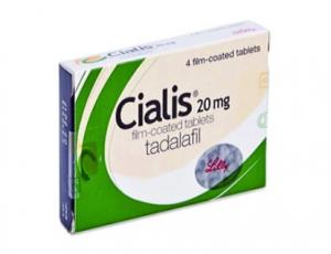 Box of Cialis